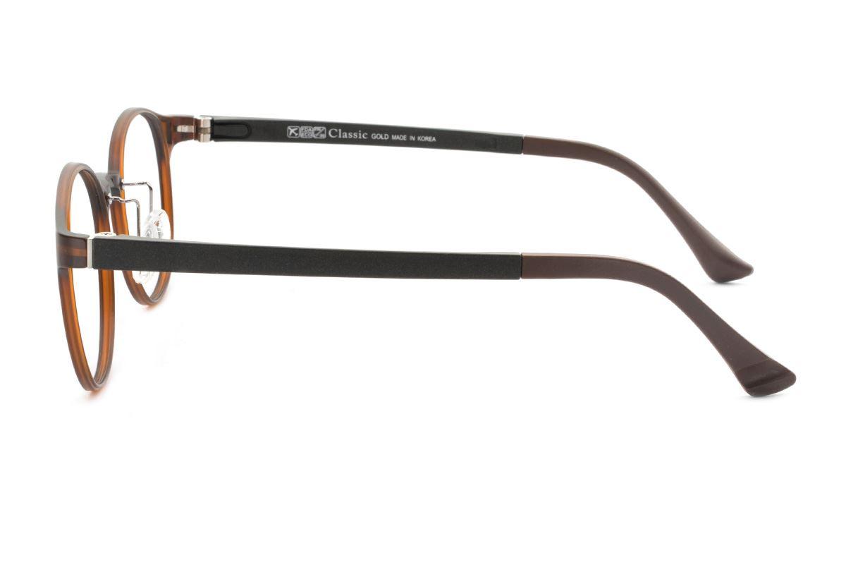 嚴選韓製塑鋼眼鏡 FMD323-BO3