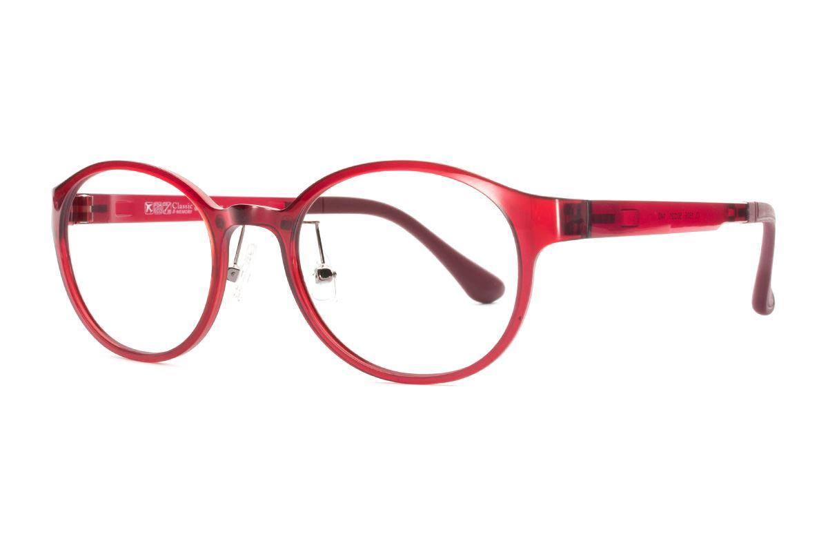 严选韩制塑钢眼镜 FCL1505-RE1