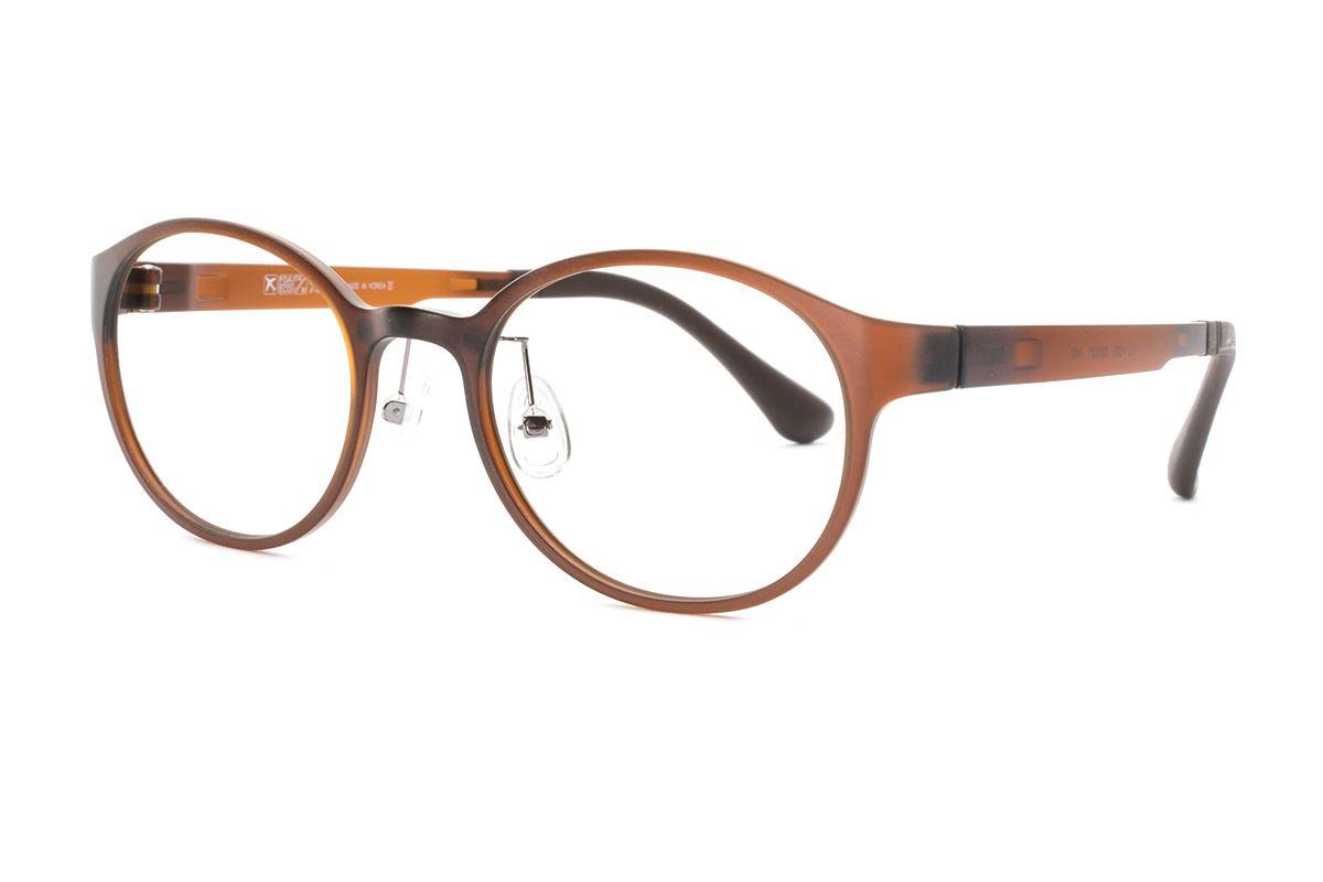 严选韩制塑钢眼镜 FCL1505-BO1