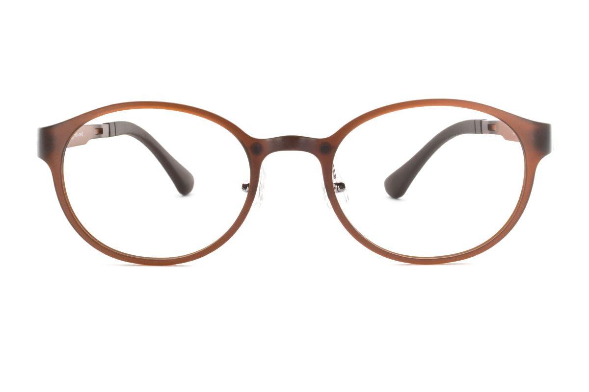 严选韩制塑钢眼镜 FCL1505-BO2