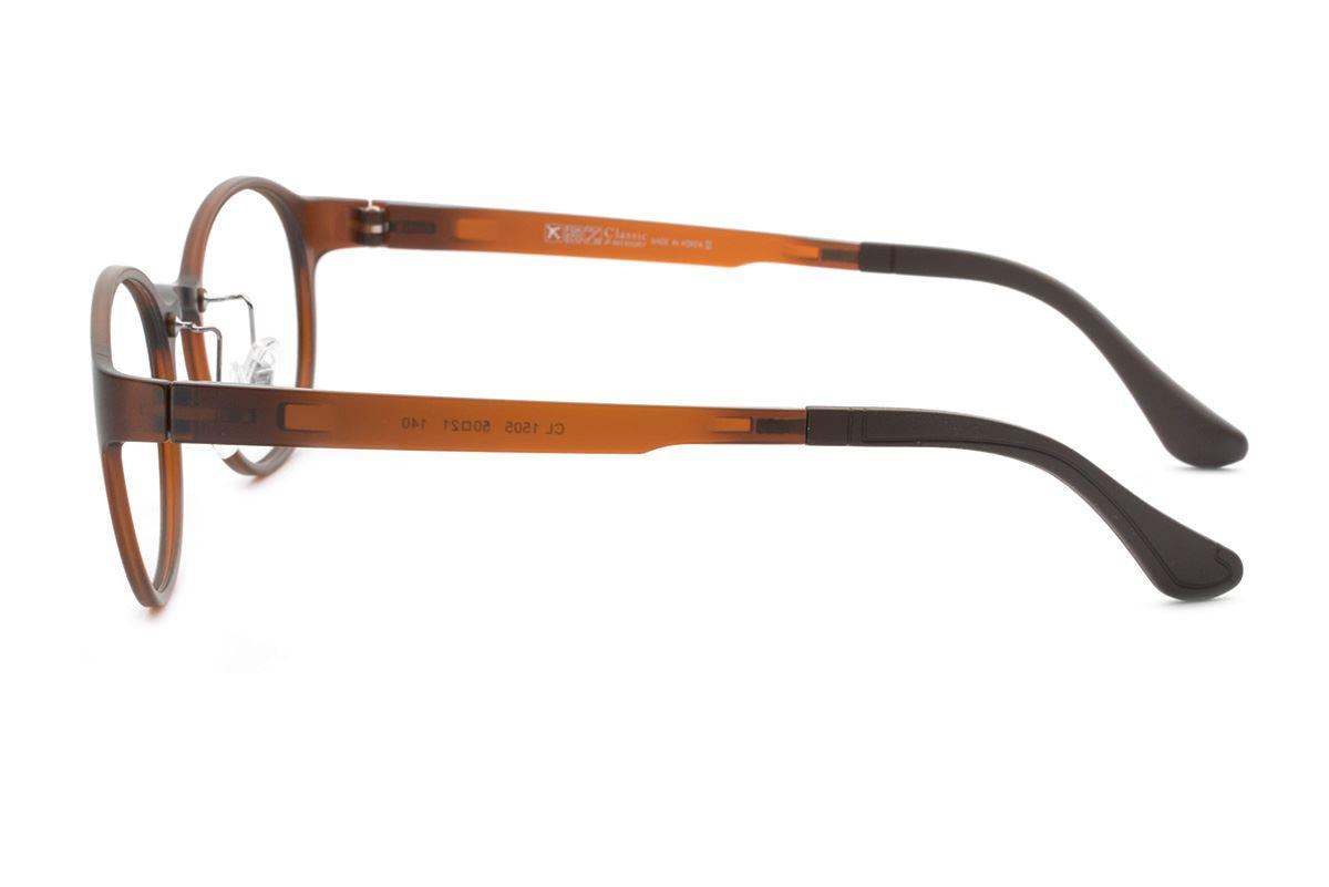严选韩制塑钢眼镜 FCL1505-BO3
