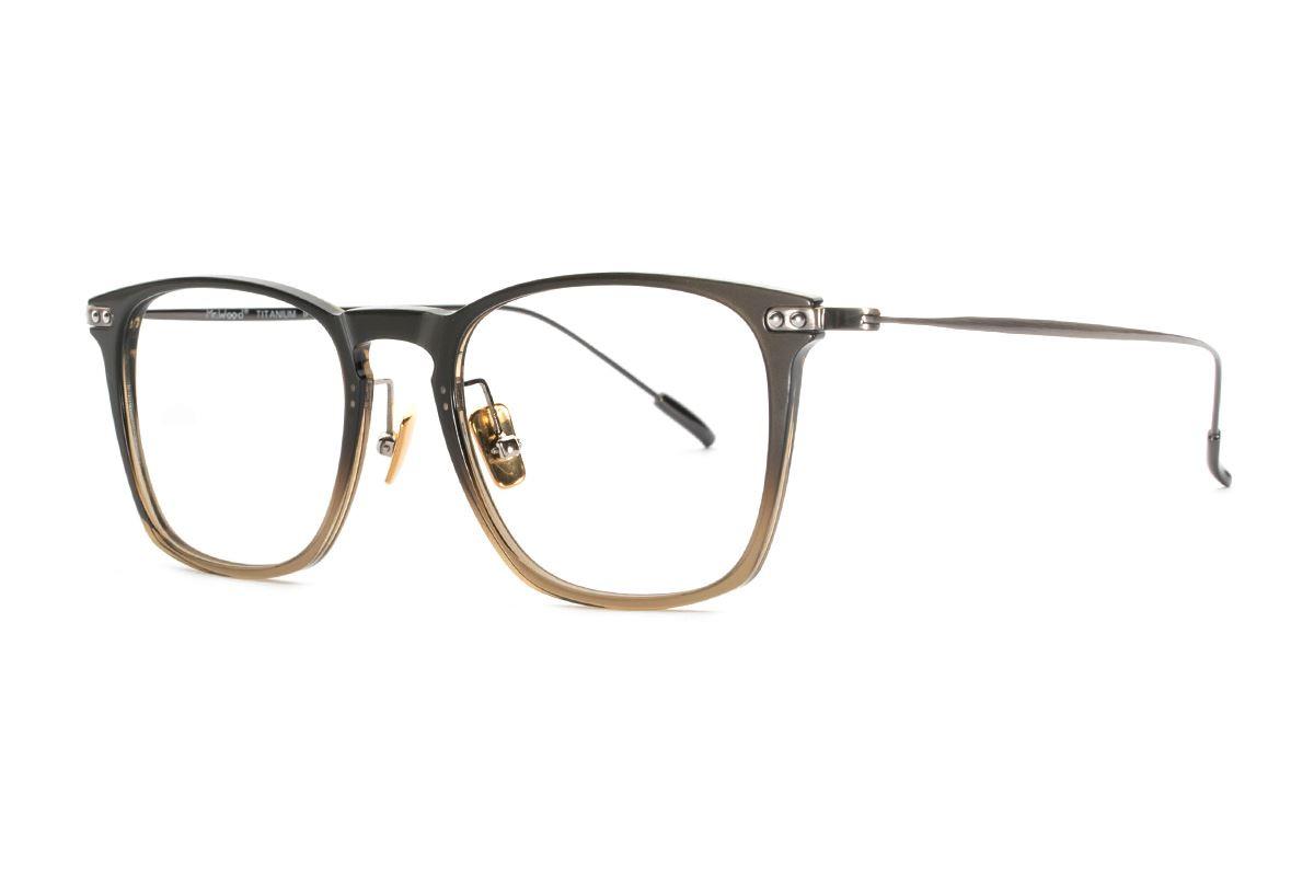 嚴選鈦腳眼鏡 M5096-BO1