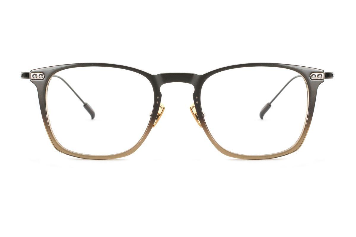 嚴選鈦腳眼鏡 M5096-BO2