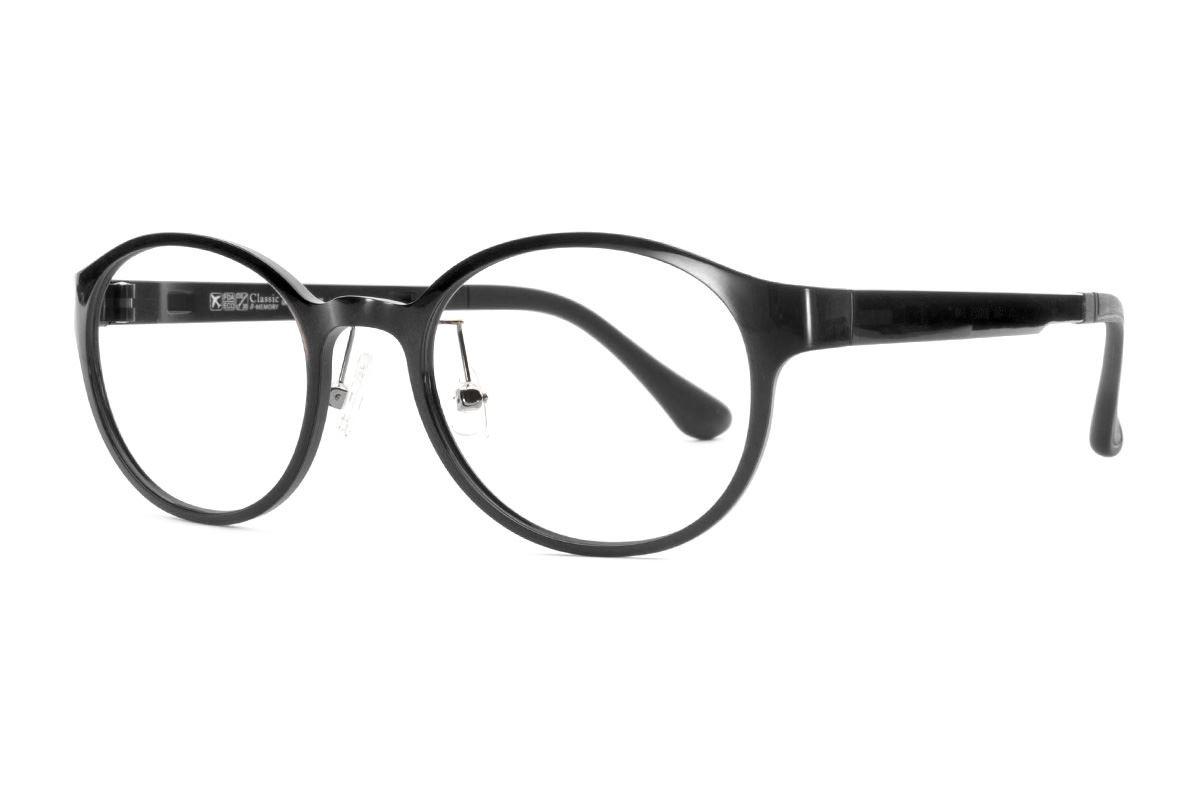 严选韩制塑钢眼镜 FCL1505-BA1