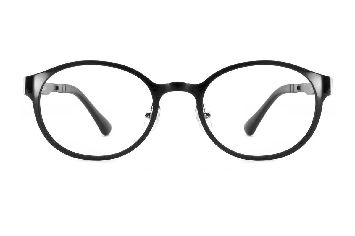 严选韩制塑钢眼镜 FCL1505-BA2
