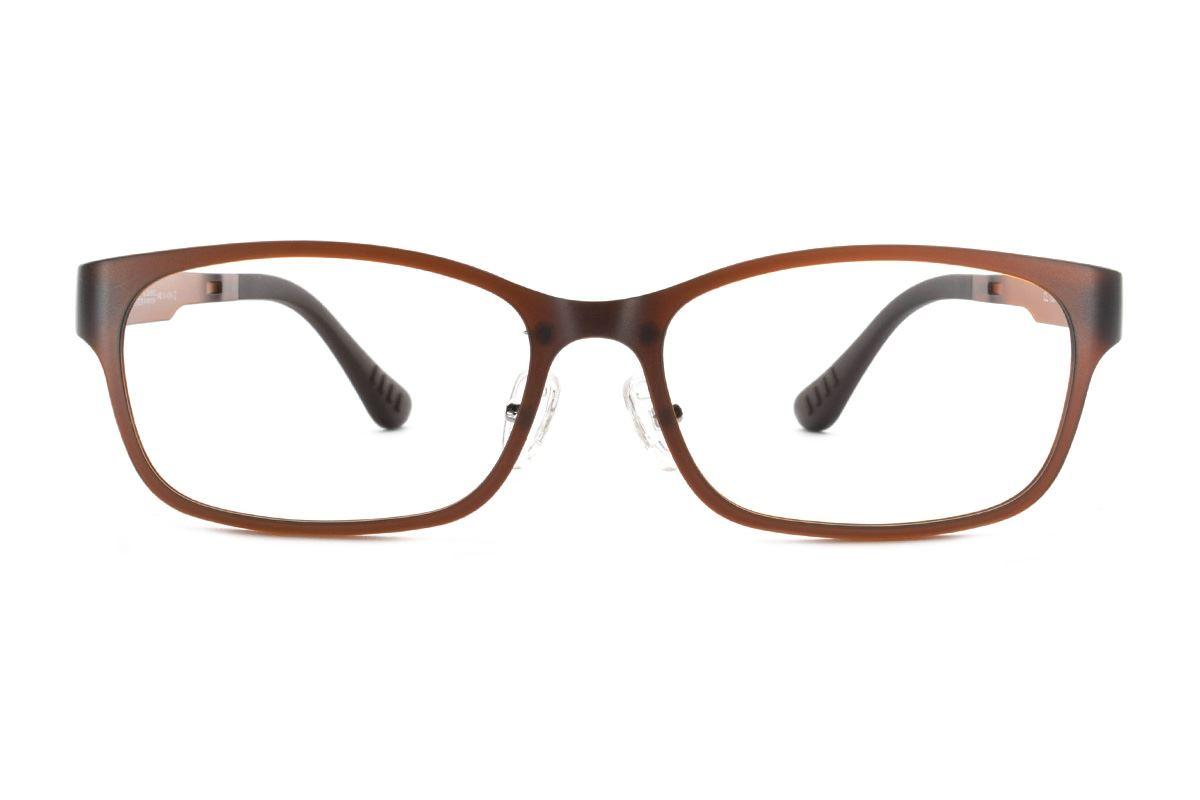 严选韩制塑钢眼镜 FCL1507-BO2