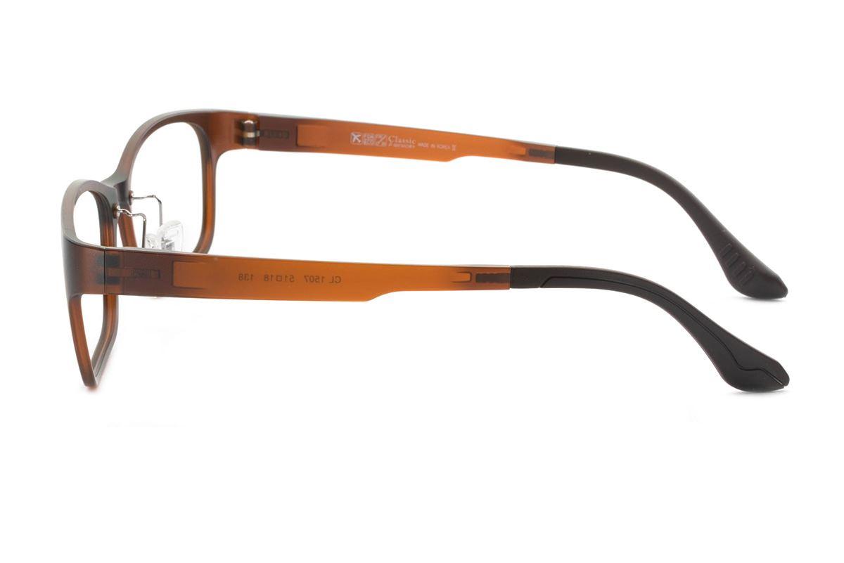 严选韩制塑钢眼镜 FCL1507-BO3