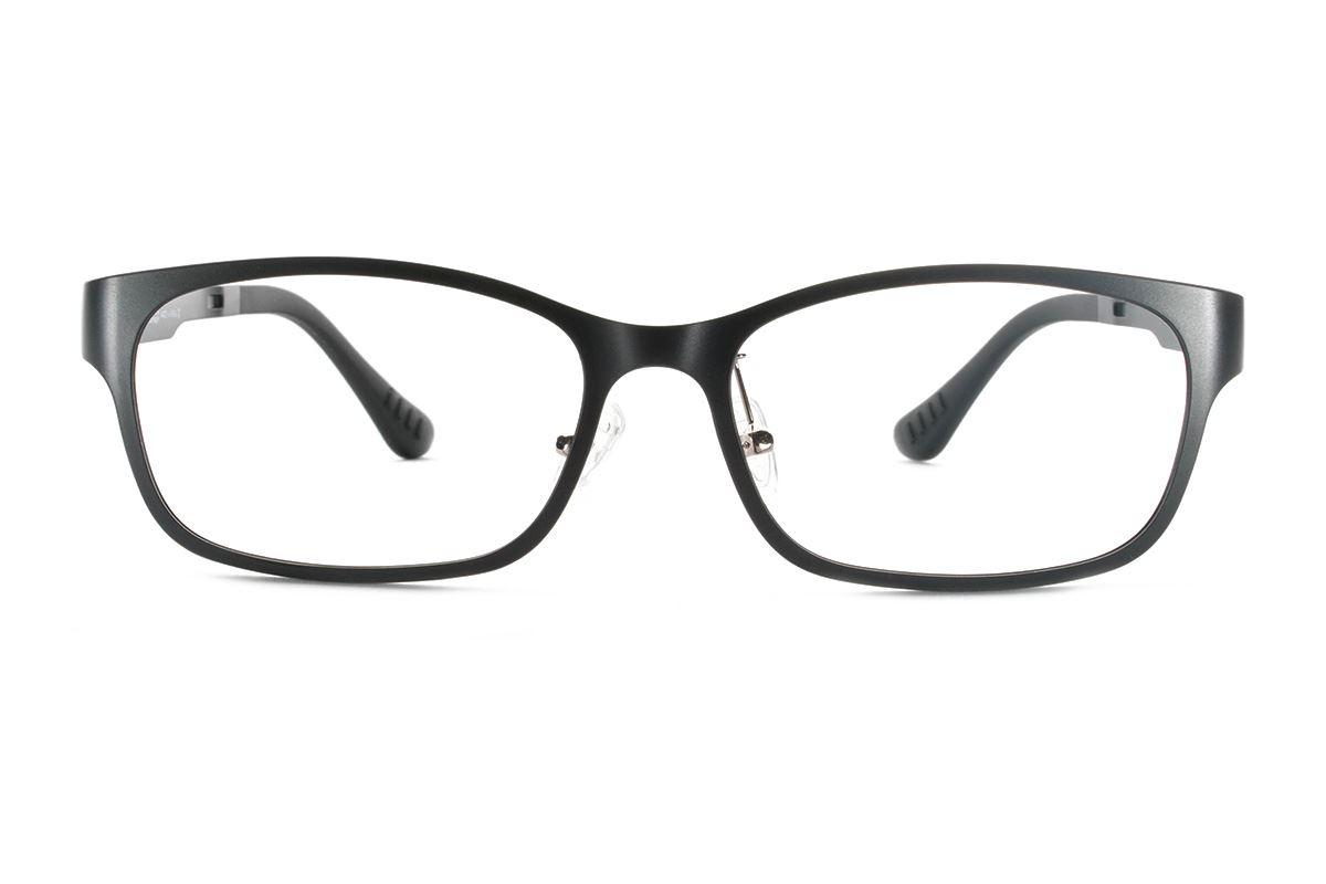 严选韩制塑钢眼镜 FCL1507-BA2