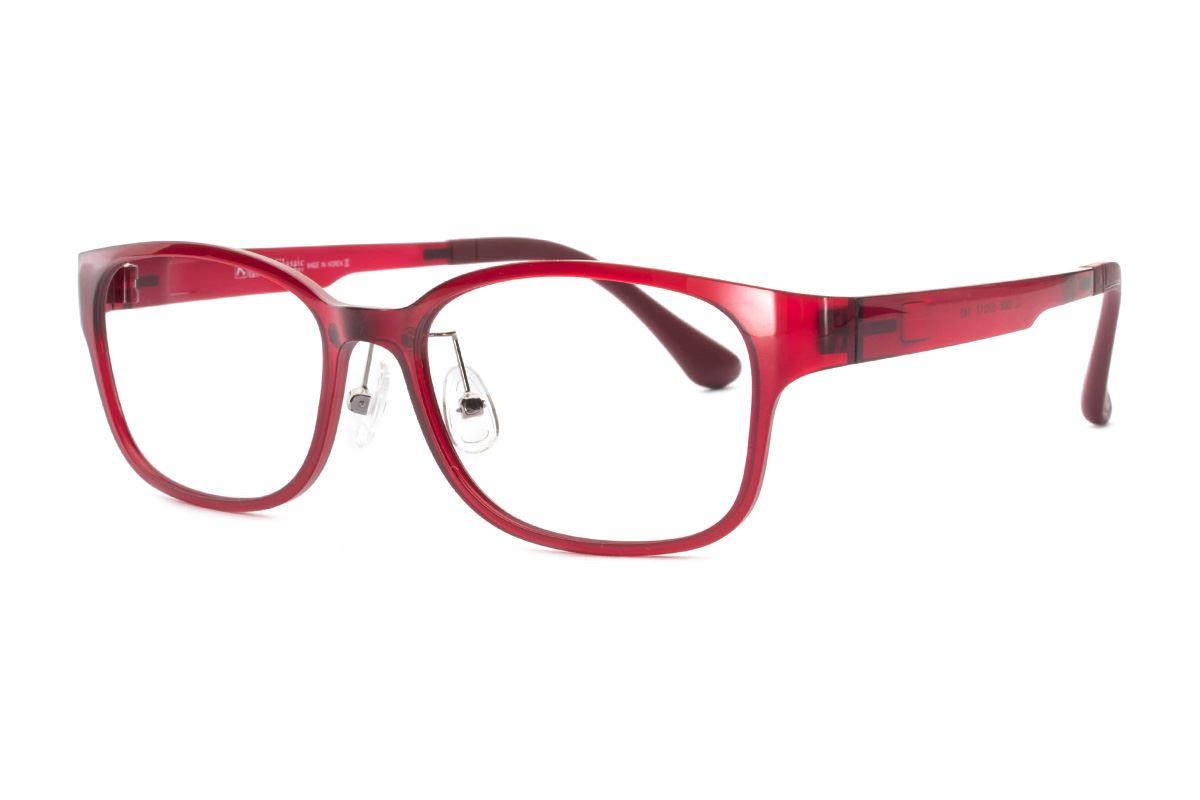 严选韩制塑钢眼镜 FCL1508-RE1