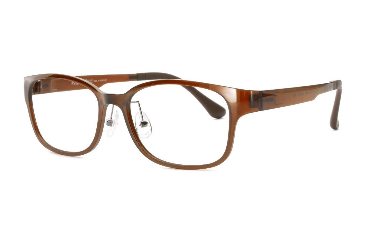 嚴選韓製塑鋼眼鏡 FCL1508-BO1