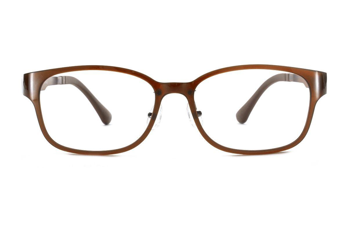 嚴選韓製塑鋼眼鏡 FCL1508-BO2