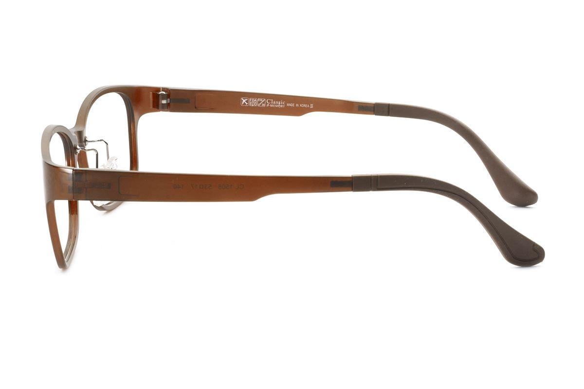 嚴選韓製塑鋼眼鏡 FCL1508-BO3