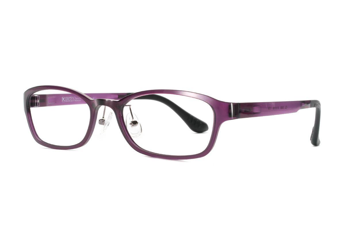 严选韩制塑钢眼镜 FCL1506-PU1
