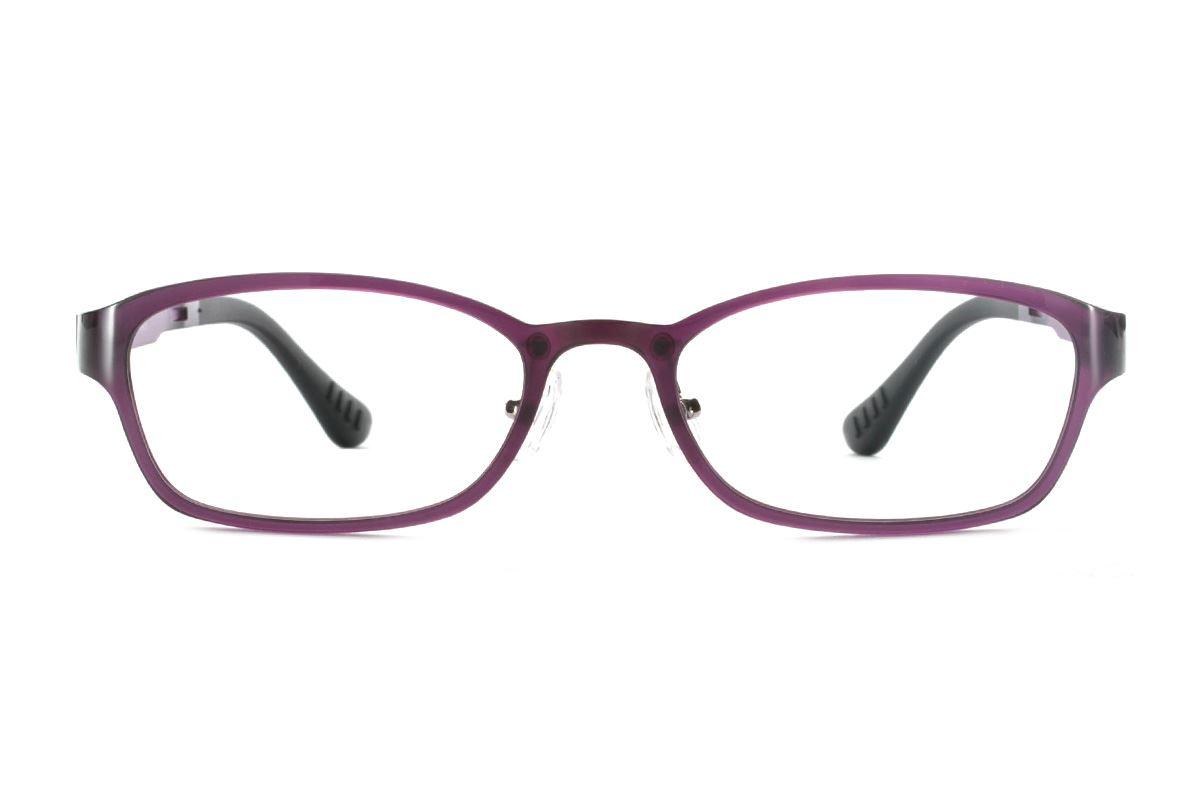 严选韩制塑钢眼镜 FCL1506-PU2