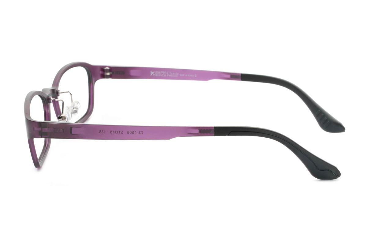 严选韩制塑钢眼镜 FCL1506-PU3