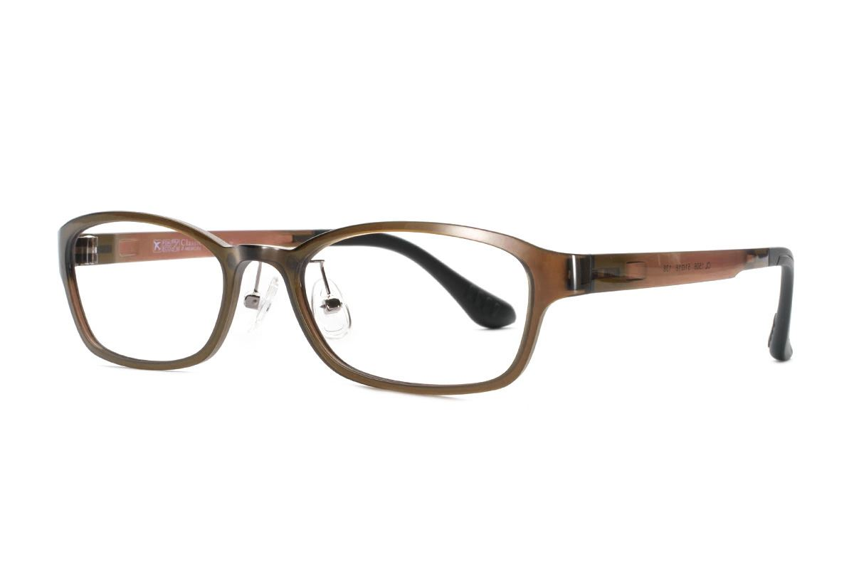 严选韩制塑钢眼镜 FCL1506-BO1