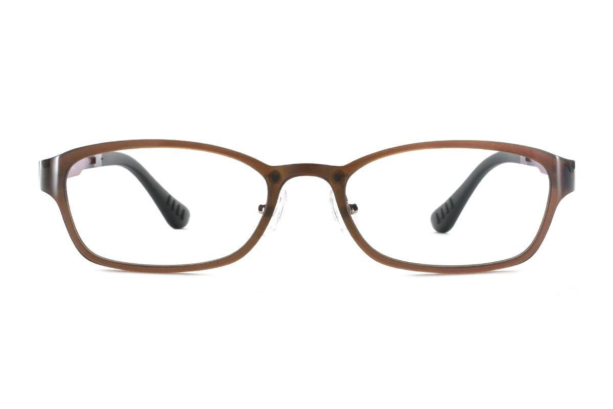 严选韩制塑钢眼镜 FCL1506-BO2