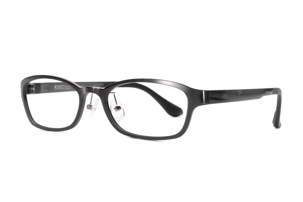 严选韩制塑钢眼镜 FCL1506-BA1