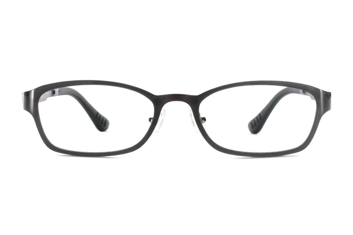 严选韩制塑钢眼镜 FCL1506-BA2