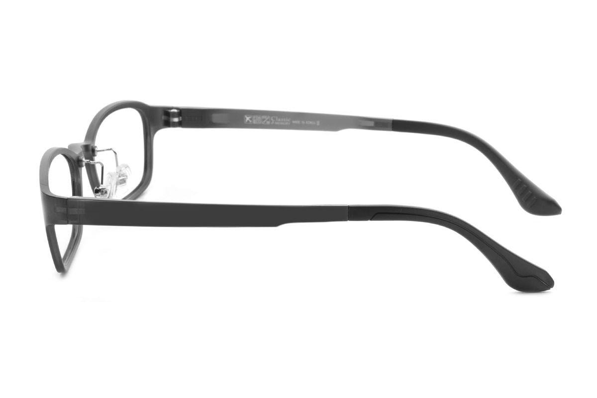 严选韩制塑钢眼镜 FCL1506-BA3