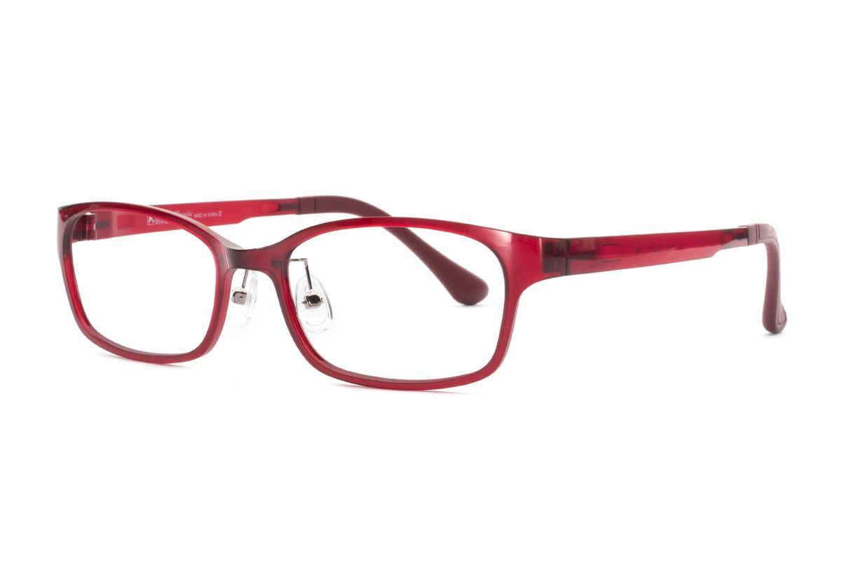 严选韩制塑钢眼镜 FCL1502-RE1