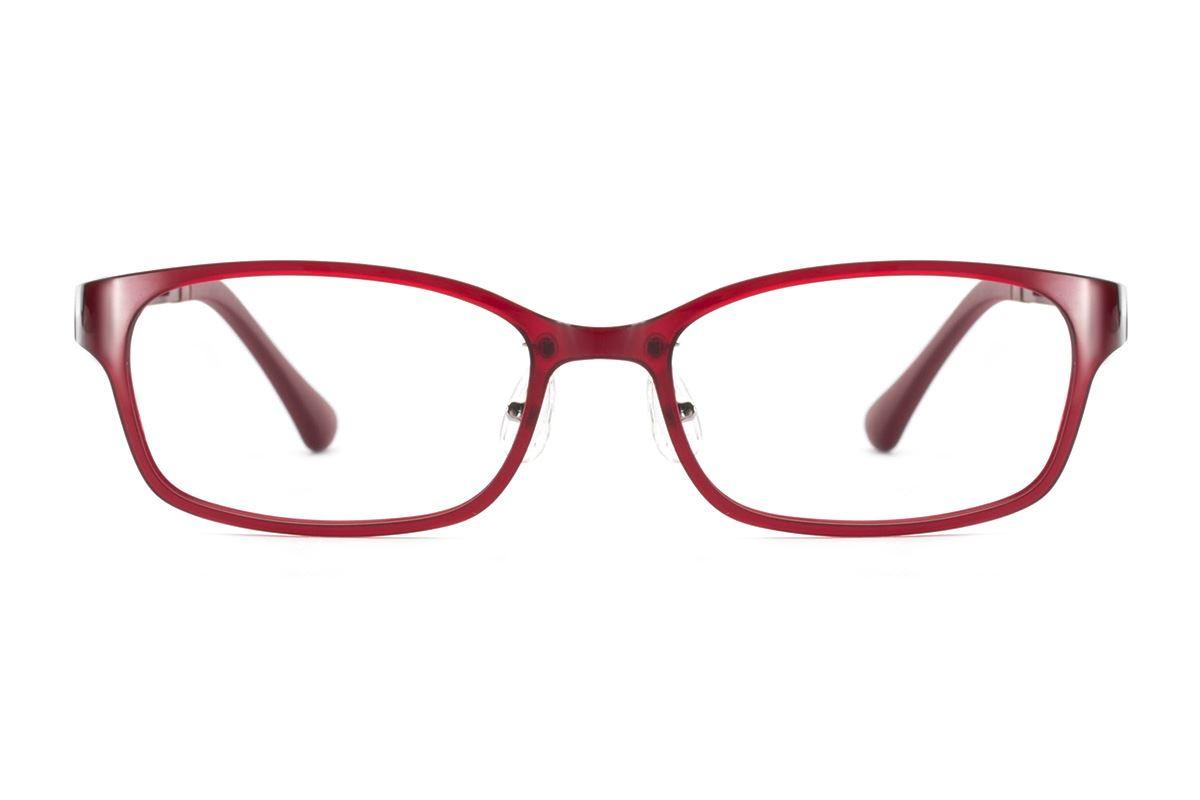 严选韩制塑钢眼镜 FCL1502-RE2