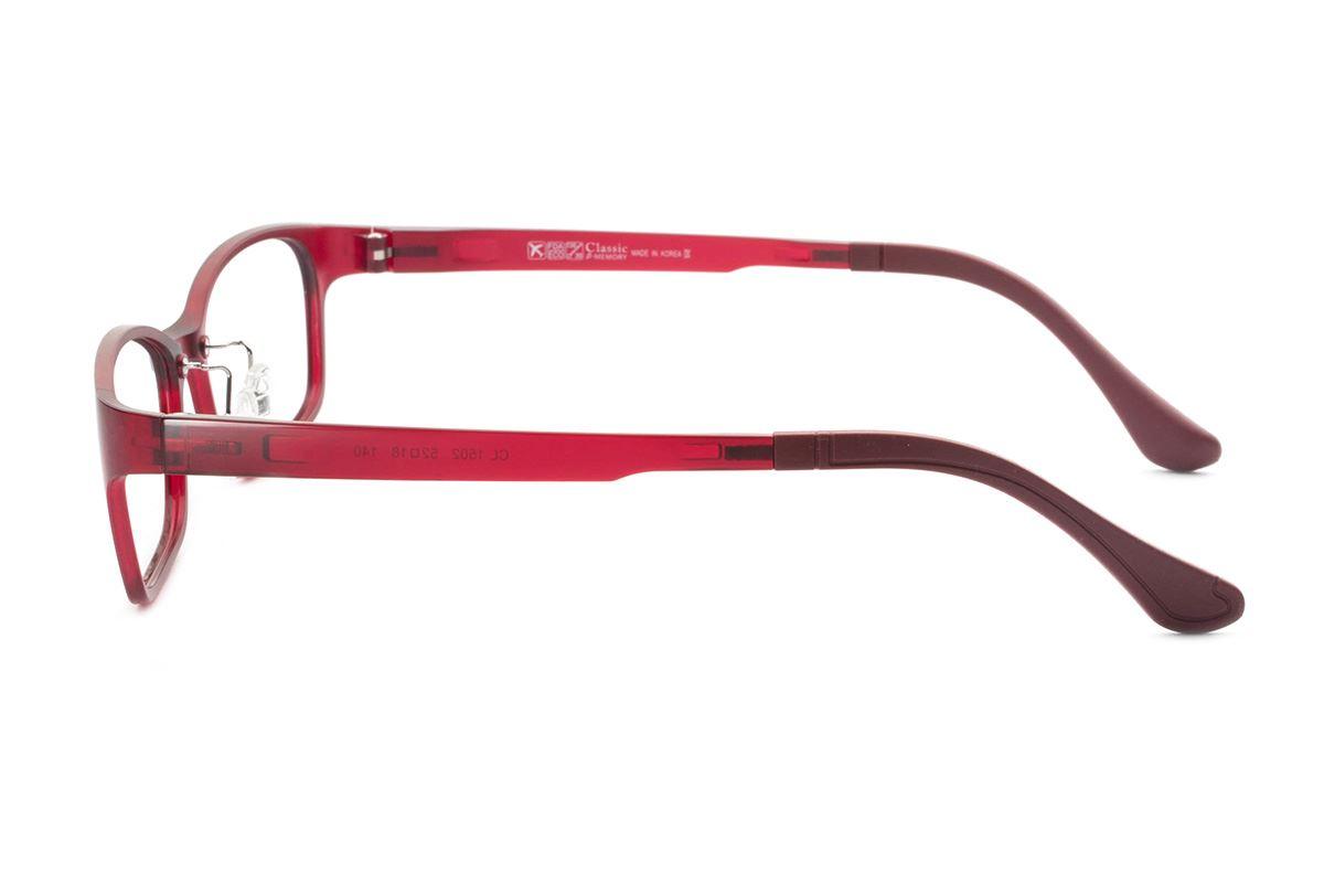 严选韩制塑钢眼镜 FCL1502-RE3