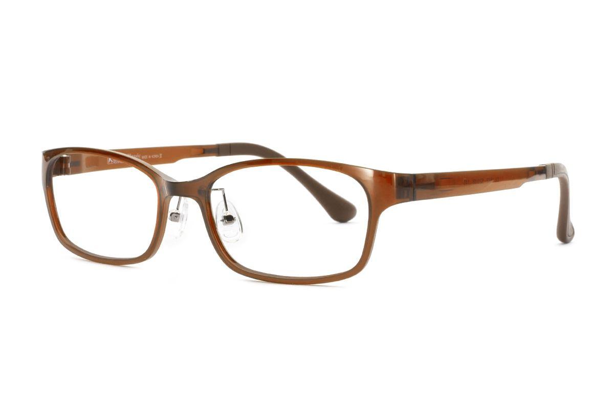 严选韩制塑钢眼镜 FCL1502-BO1