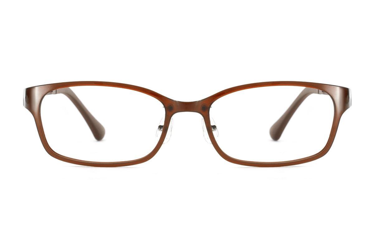 严选韩制塑钢眼镜 FCL1502-BO2