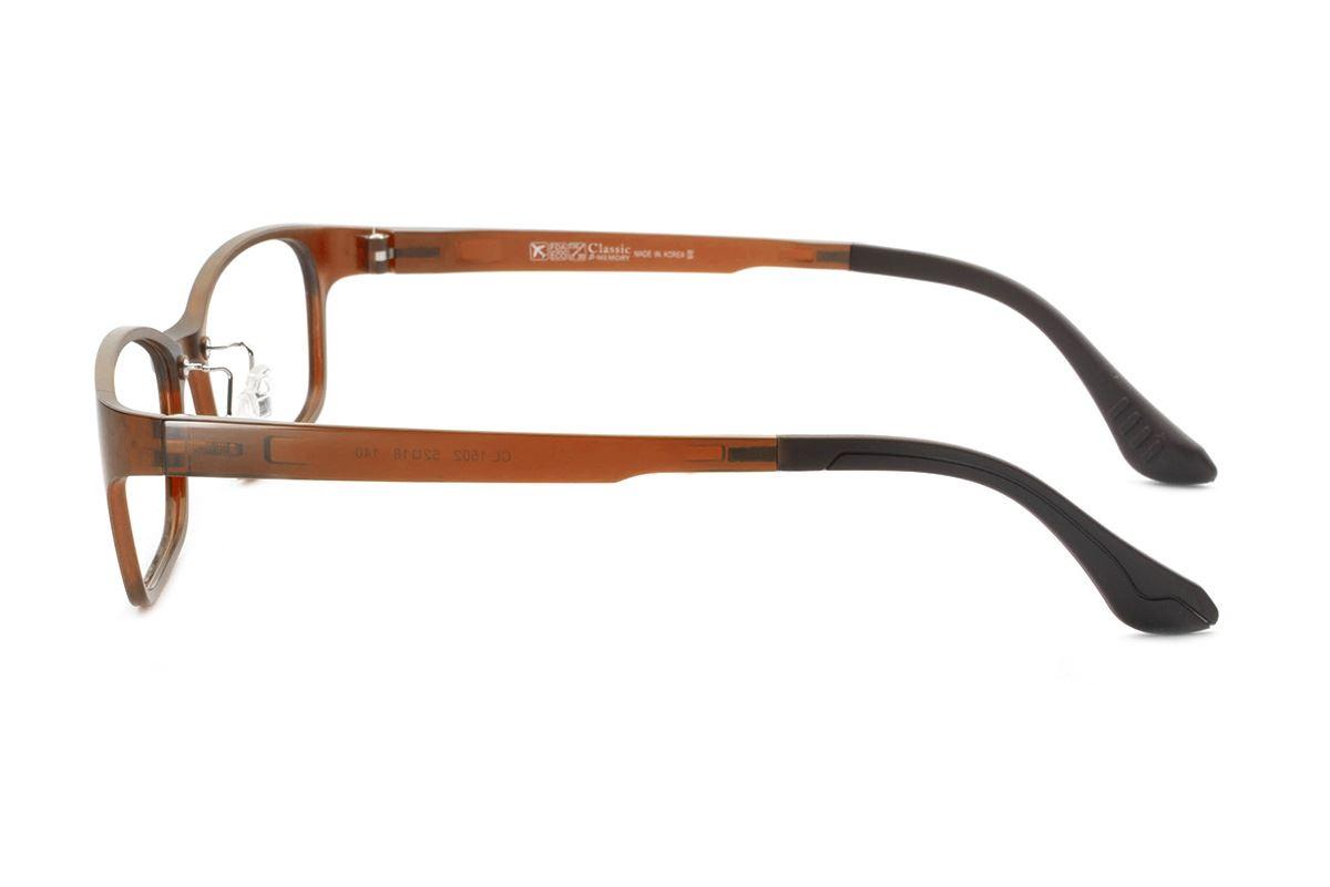 严选韩制塑钢眼镜 FCL1502-BO3