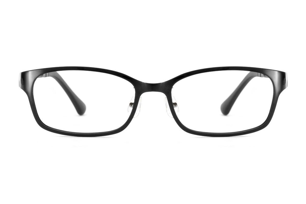 严选韩制塑钢眼镜 FCL1502-BA2