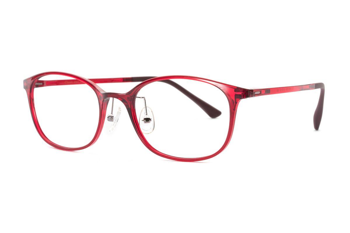 严选韩制塑钢眼镜 FMD319-RE1