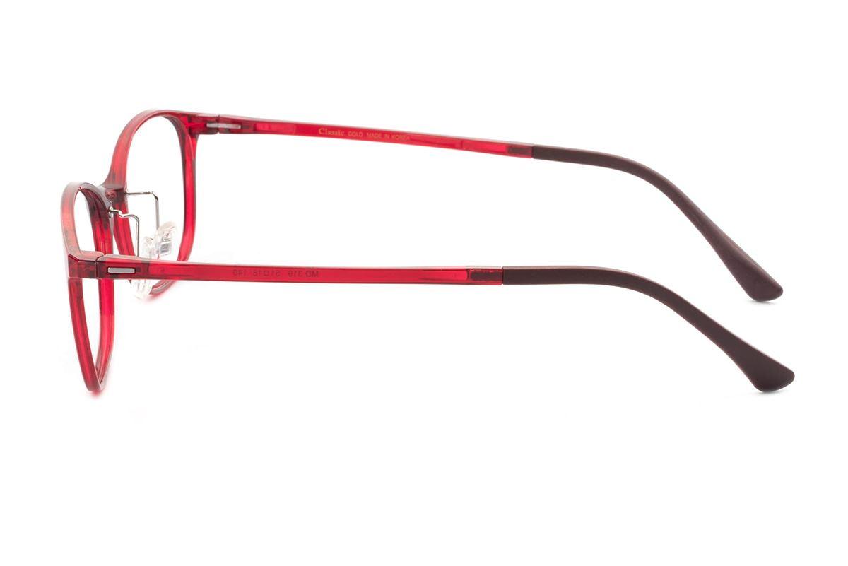 严选韩制塑钢眼镜 FMD319-RE3