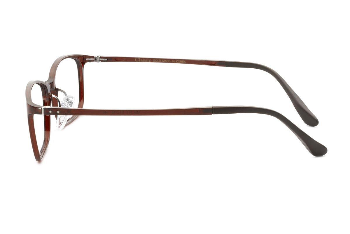 嚴選韓製塑鋼眼鏡 FMD312-BO3