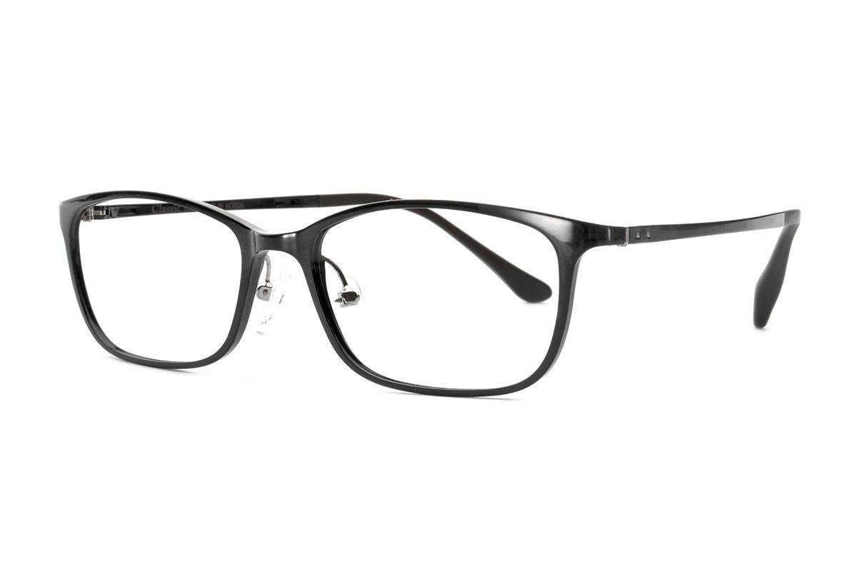 严选韩制塑钢眼镜 FMD312-BA1