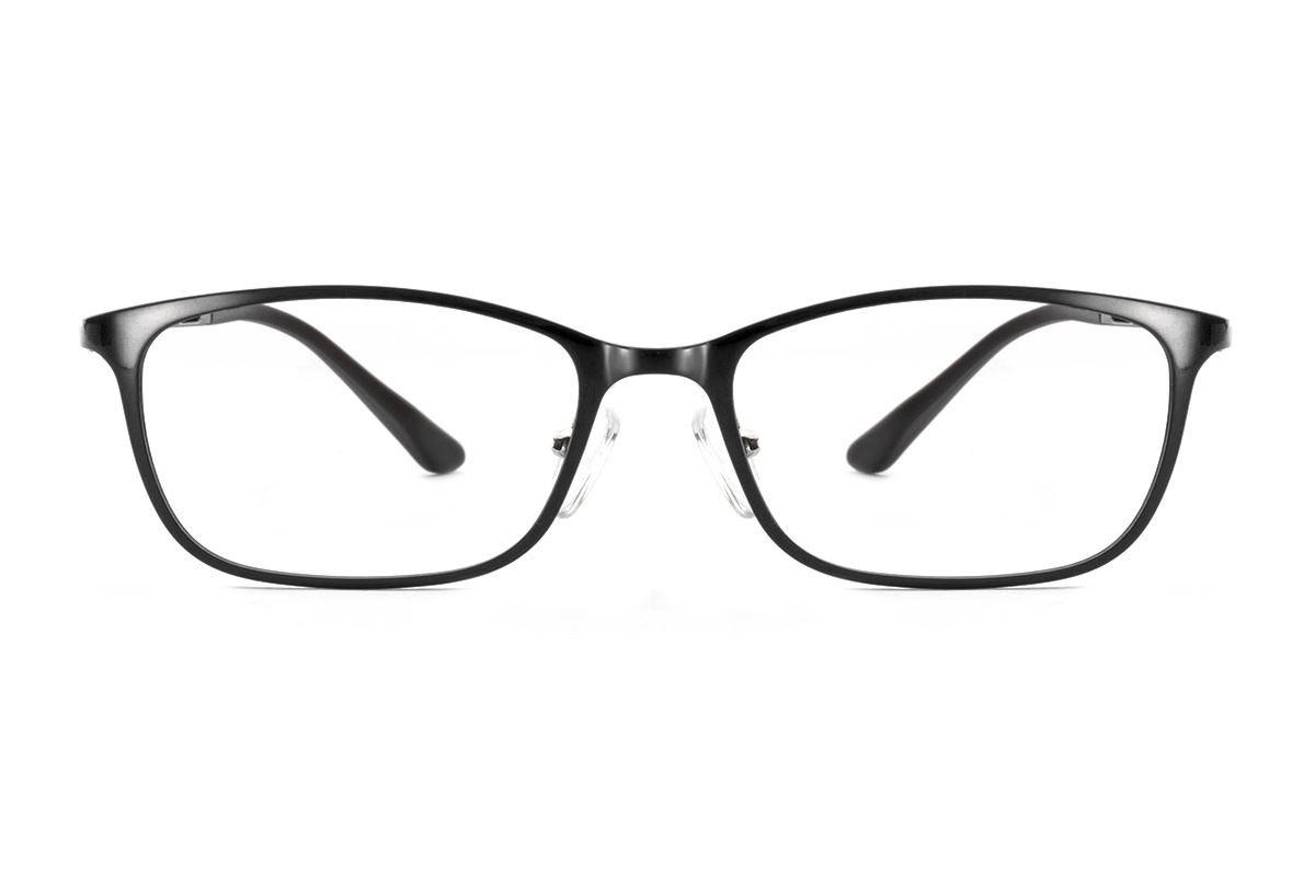 严选韩制塑钢眼镜 FMD312-BA2