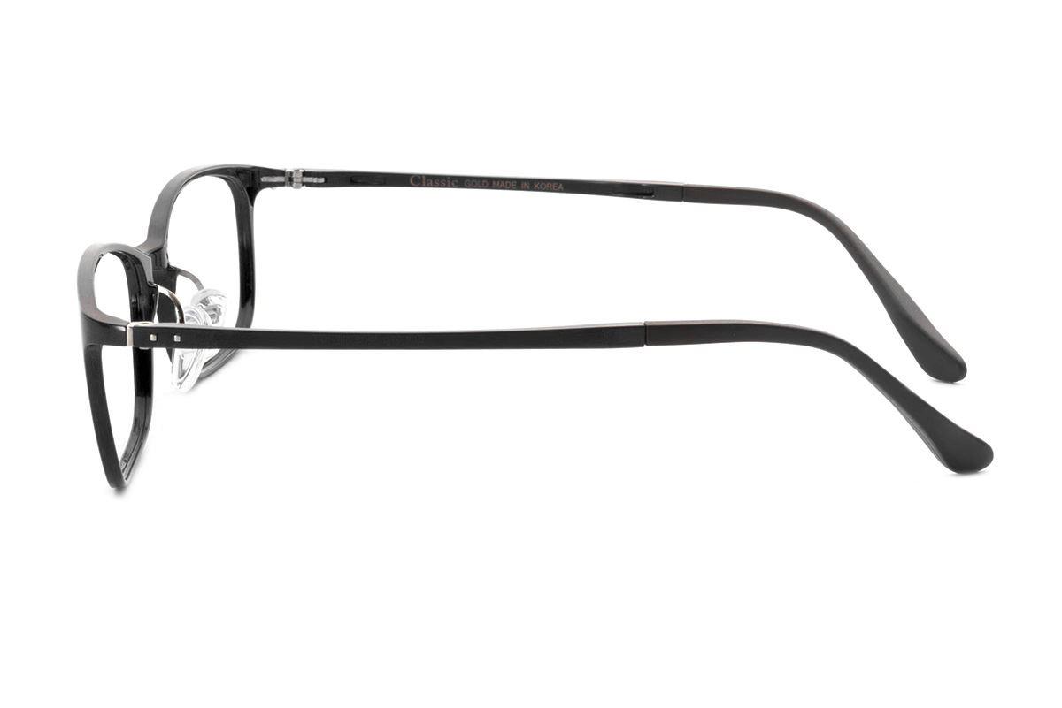 严选韩制塑钢眼镜 FMD312-BA3