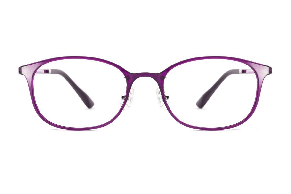 严选韩制塑钢眼镜 FMD319-PU2