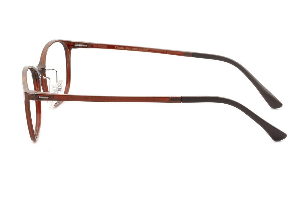 严选韩制塑钢眼镜 FMD319-BO3