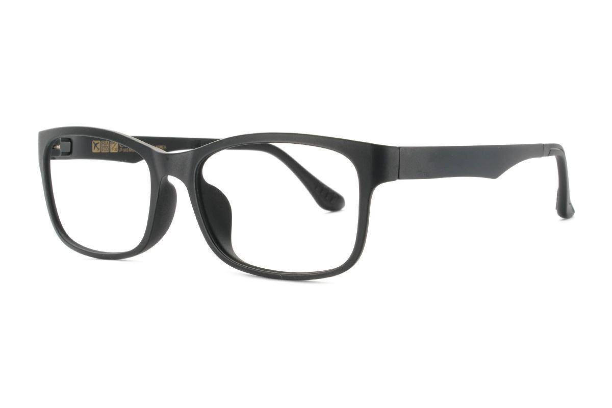 嚴選韓製塑鋼眼鏡 FCL1006-BA1