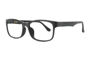 熱賣鏡框-嚴選韓製塑鋼眼鏡 FCL1006-BA