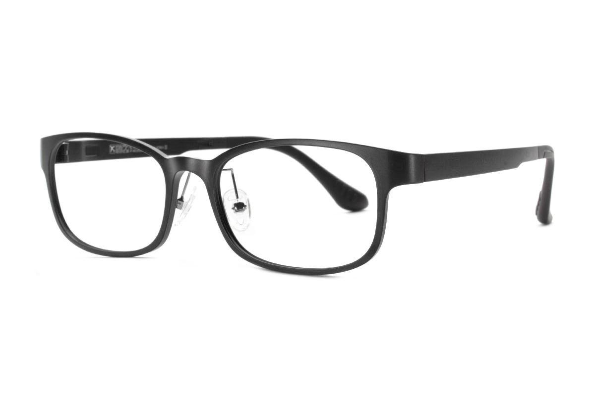 严选韩制塑钢眼镜 FCL1516-DA1