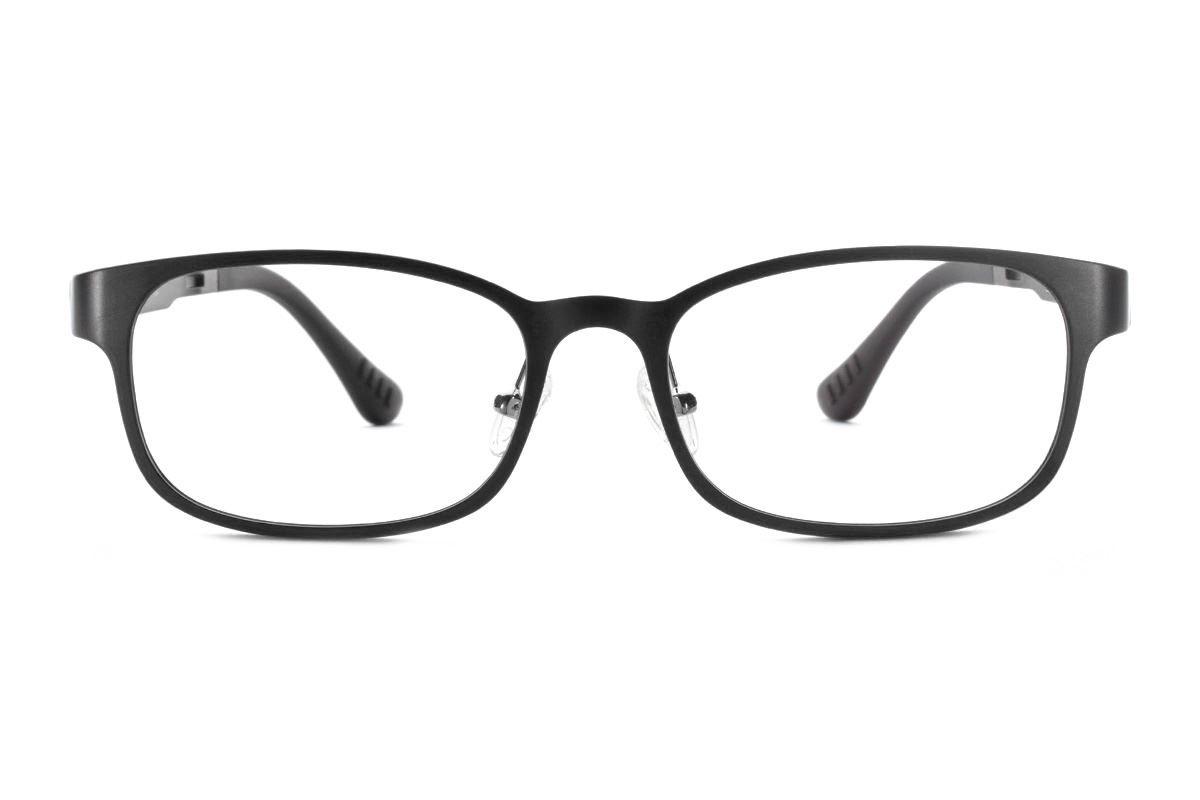 严选韩制塑钢眼镜 FCL1516-DA2