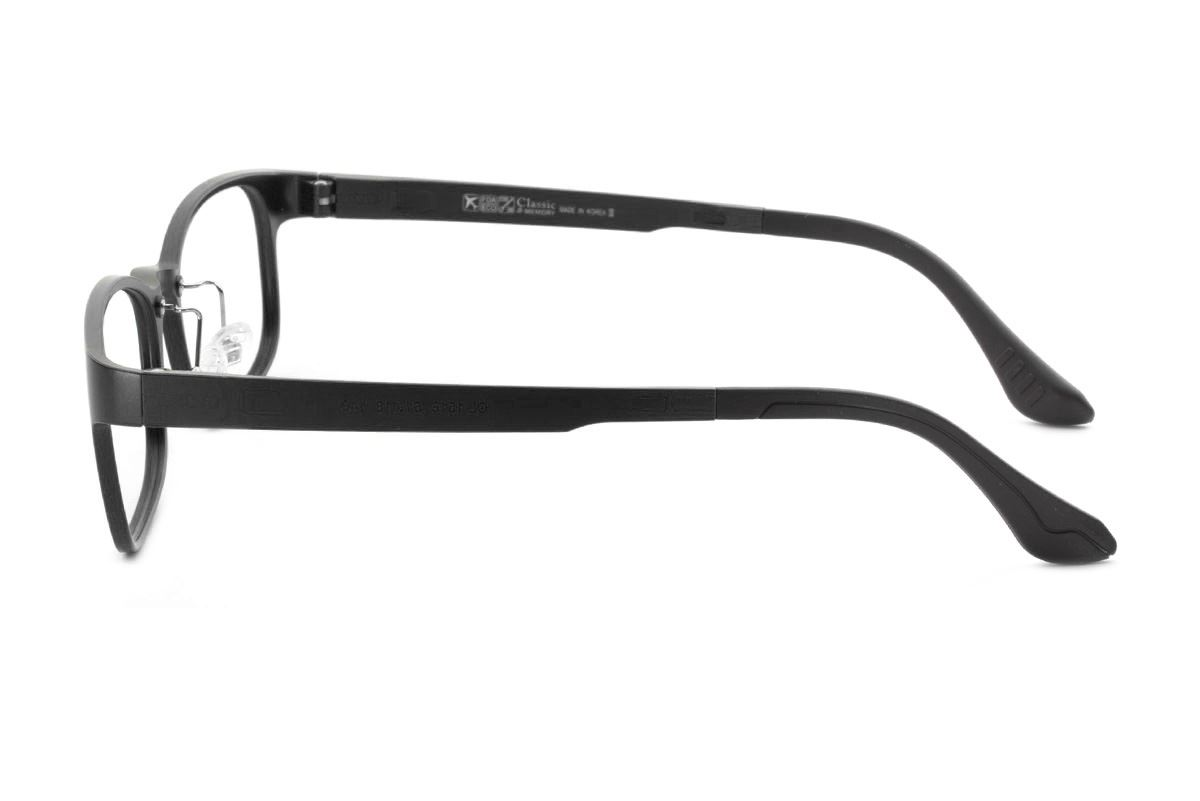 严选韩制塑钢眼镜 FCL1516-DA3