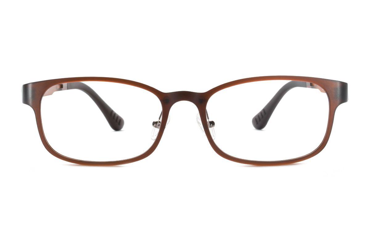 嚴選韓製塑鋼眼鏡 FCL1516-BO2