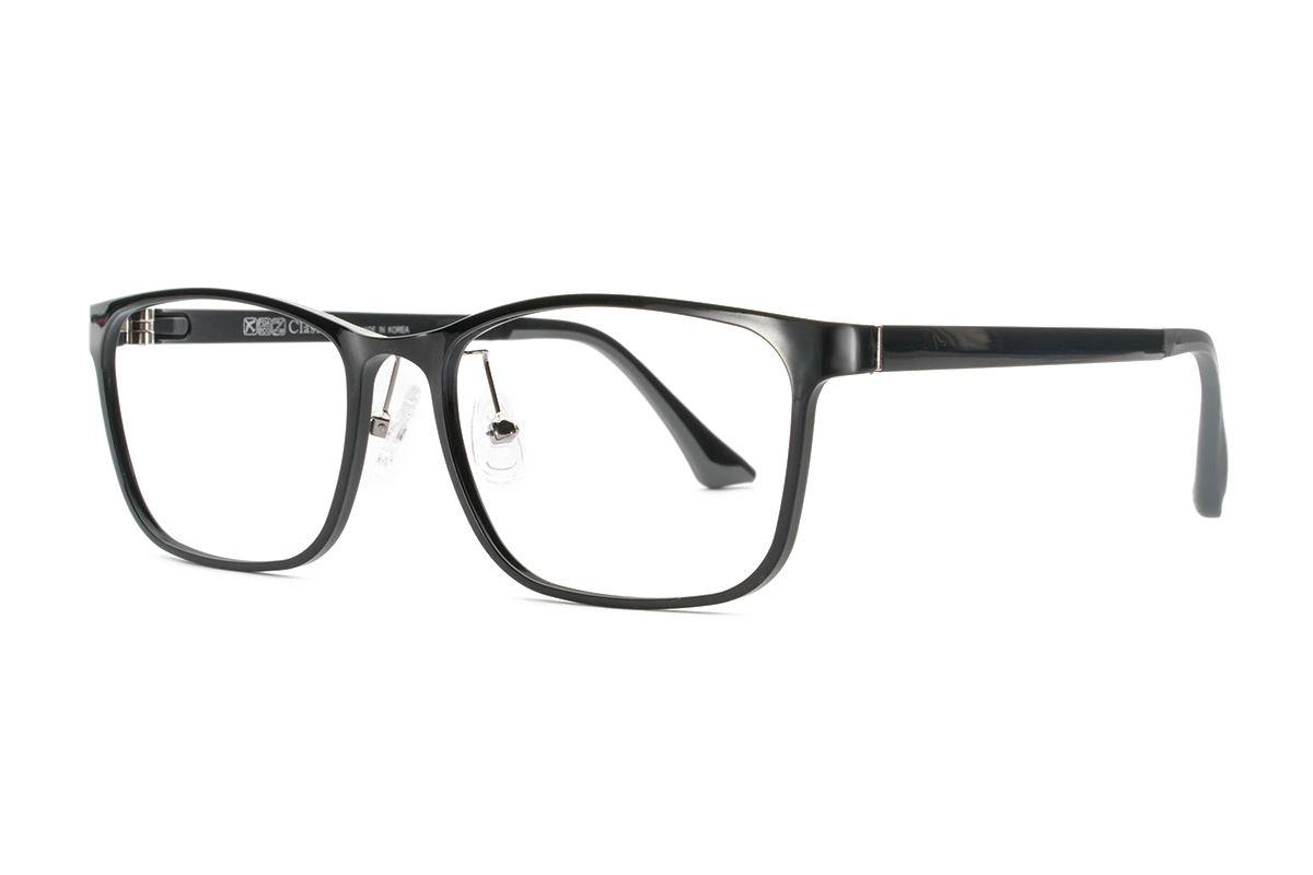 严选韩制塑钢眼镜 FMD320-BA1