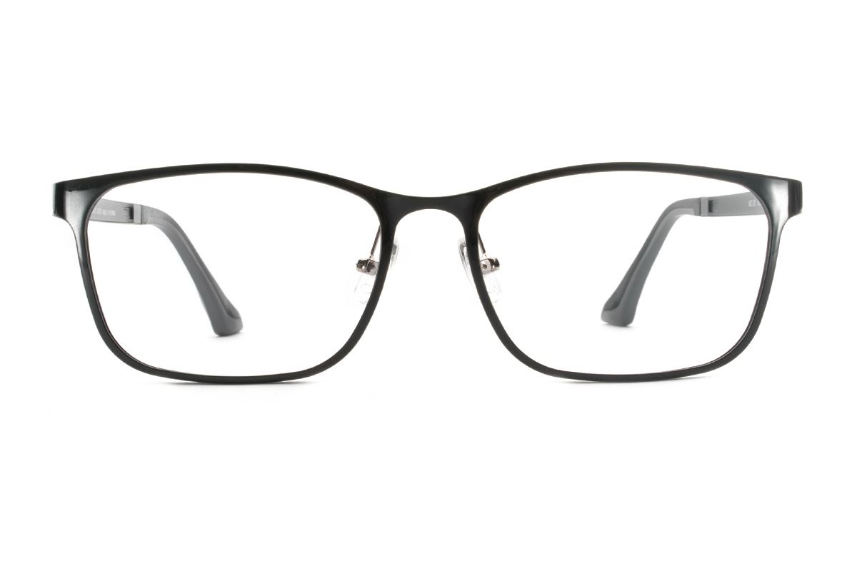 严选韩制塑钢眼镜 FMD320-BA2