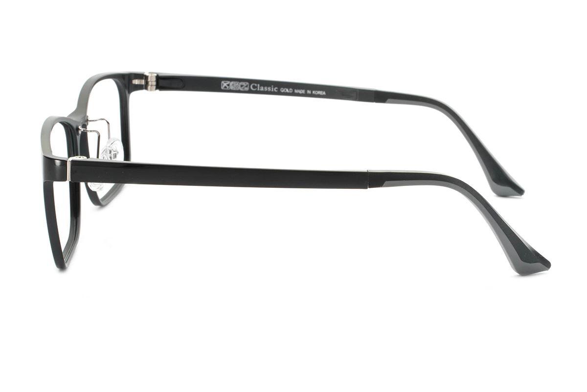 严选韩制塑钢眼镜 FMD320-BA3